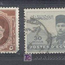Sellos: EGIPTO, USADOS. Lote 21266485