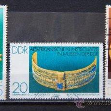 Sellos: EGIPTO EGYPT ALEMANIA D.D.R. E-803. Lote 21455205