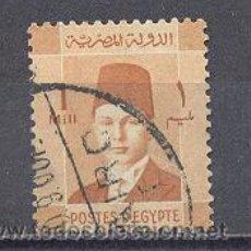 Sellos: EGIPTO, USADO, 1937- . Lote 22624092
