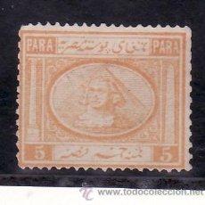 Sellos: EGIPTO 8 SIN GOMA, ESFINGE Y PIRAMIDE DE CHEOPS . Lote 25857499