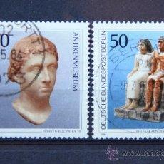 Sellos: EGIPTO EGYPT ALEMANIA E-806. Lote 35952291