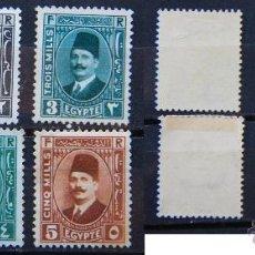 Sellos: EGIPTO SELLO NUEVO MH 1927-1932 EGYPT E098. Lote 42072625
