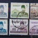 Sellos: EGIPTO SELLO USADO 1939-1945 EGYPT E170. Lote 42072785