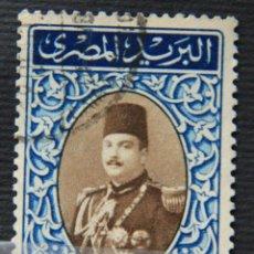 Sellos: EGIPTO SELLO USADO 1949 EGYPT E188. Lote 43644186