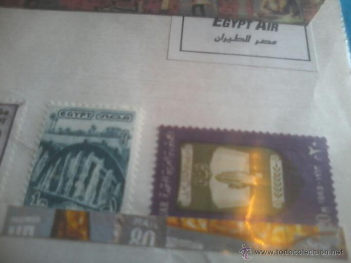 Sellos: COLECCION SELLOS EGYPT AIR - Foto 4 - 45074138