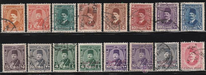 EGIPTO. *.MH (16-455) (Sellos - Extranjero - África - Egipto)
