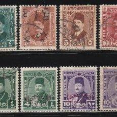 Sellos: EGIPTO. *.MH (16-455). Lote 49380028