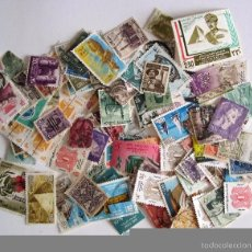 Sellos: 211 SELLOS USADOS EGIPTO. Lote 58725995