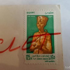 Sellos: POSTAL DE EGYPTO- DEL 24-11-2000- NO ESTA SELLADA - VER FOTOS -. Lote 60433151