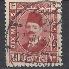 Sellos: EGIPTO - SELLO USADO. Lote 103977463