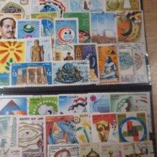 Sellos: SELLOS DE EGIPTO LOTE H3. Lote 177745933