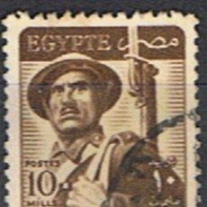 Sellos: (EG 11) SELLO DE EGIPTO // YVERT 315 // 1953-56. Lote 180271438