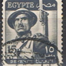 Sellos: (EG 12) SELLO DE EGIPTO // YVERT 316 // 1953-56. Lote 180349408