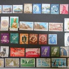 Sellos: EGIPTO-LOTE 38 SELLOS DIFERENTES-LOTE 2. Lote 202677637