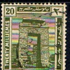 Francobolli: EGIPTO // YVERT 66 // 1920-22 ... USADO. Lote 210661169