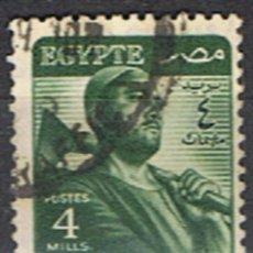 Sellos: EGIPTO // YVERT 314 // 1953-56 ... USADO. Lote 210661877