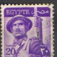 Sellos: EGIPTO // YVERT 318 // 1953-56 ... USADO. Lote 210662320