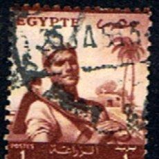 Sellos: EGIPTO // YVERT 365 // 1954-56 ... USADO. Lote 210662937