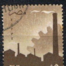 Sellos: EGIPTO // YVERT 414 // 1958 ... USADO. Lote 210663307
