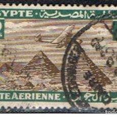 Francobolli: EGIPTO // YVERT 15 AEREO // 1933-38 ... USADO. Lote 210663921
