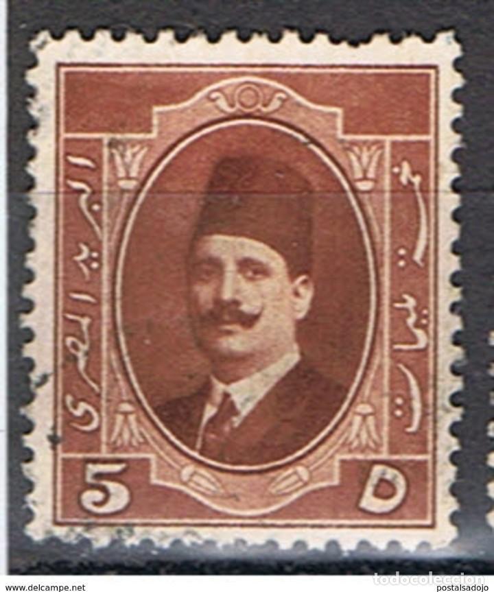 EGIPTO // YVERT 86 // 1923-24 ... USADO (Sellos - Extranjero - África - Egipto)