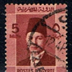 Francobolli: EGIPTO // YVERT 191 // 1937-44 ... USADO. Lote 231533065