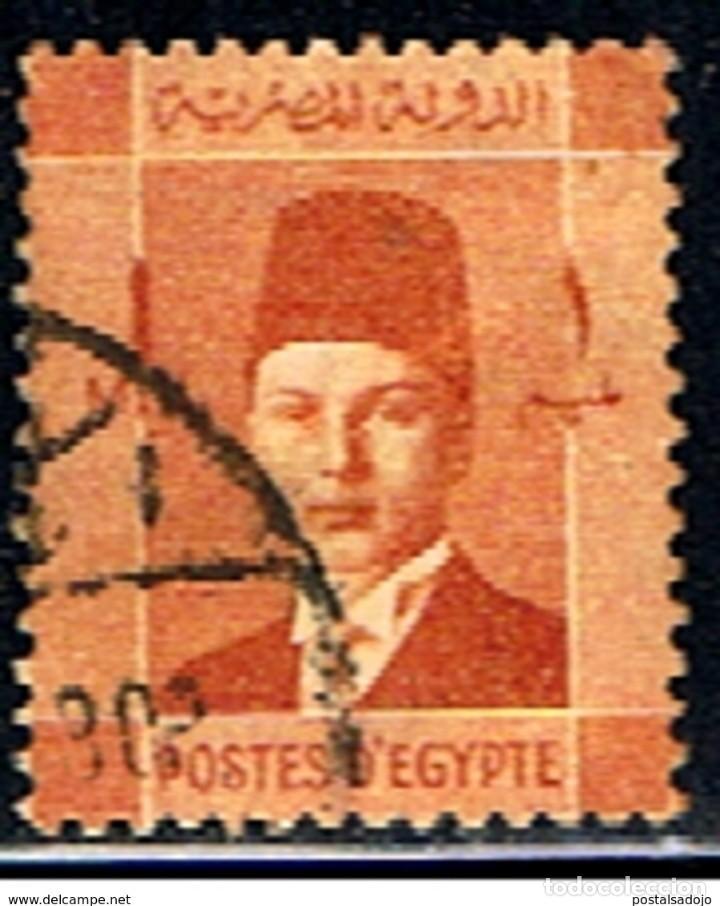 EGIPTO // YVERT 187 // 1937-44 ... USADO (Sellos - Extranjero - África - Egipto)