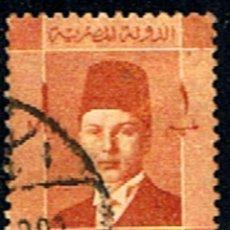Francobolli: EGIPTO // YVERT 187 // 1937-44 ... USADO. Lote 231533290