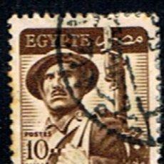Francobolli: EGIPTO 264 // YVERT 315 // 1953-56 ... USADO. Lote 233448580