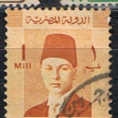 Timbres: EGIPTO // YVERT 187 // 1937-44 ... USADO. Lote 237365730