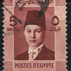Timbres: EGIPTO // YVERT 191 // 1937-44 ... USADO. Lote 237366370