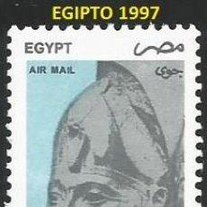Sellos: EGIPTO 1997 - EG 1907- THOTMES III (VER IMAGEN) - 1 SELLO NUEVO. Lote 242372630