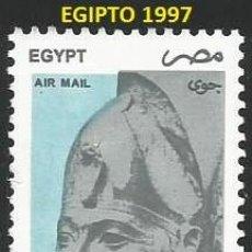 Sellos: EGIPTO 1997 - EG 1907- THOTMES III (VER IMAGEN) - 1 SELLO NUEVO. Lote 242372950