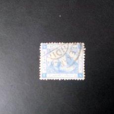 Timbres: EGIPTO 1884, PIRÁMIDE Y EFIGIE YT 34. Lote 246065095