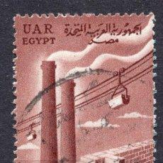 Sellos: EGIPTO , 1958 STAMP ,, MICHEL 542. Lote 260100080