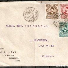 Sellos: EGIPTO.1934. ALEJANDRÍA. Lote 276915353