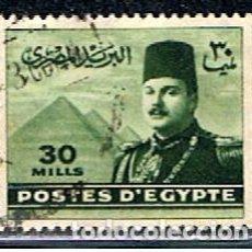 Sellos: EGIPTO // YVERT 256 // 1947-48 ... USADO. Lote 278597083