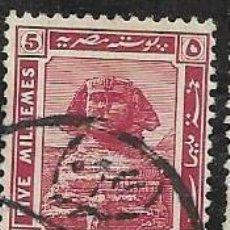 Timbres: EGIPTO YVERT 48. Lote 279445883