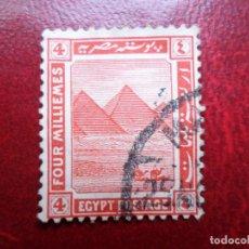 Selos: EGIPTO,1914, YVERT 47. Lote 285462993