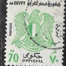 Sellos: EGIPTO SERVICIOS YVERT 95. Lote 293453233