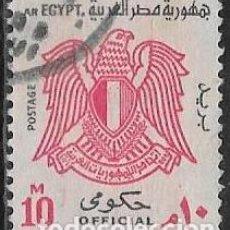 Sellos: EGIPTO SERVICIOS YVERT 98. Lote 293453568