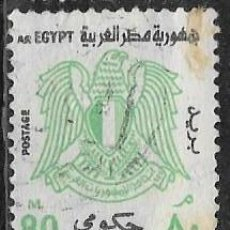 Sellos: EGIPTO SERVICIOS YVERT 101. Lote 293453883