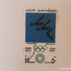 Francobolli: EGIPTO SELLO USADO. Lote 293597428