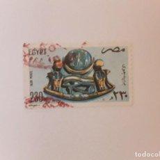 Francobolli: EGIPTO SELLO USADO. Lote 293597568