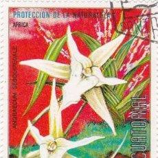 Sellos: GUINEA ECUATORIAL PROTECCIÓN DE LA NATURALEZA . Lote 43269943