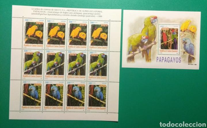 2000. GUINEA ECUATORIAL. 4 SERIES ED. 259/262** (Sellos - Extranjero - África - Guinea Ecuatorial)