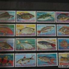 Sellos: GUINEA ECUATORIAL 1975 - 16 V. USADO. Lote 178746180