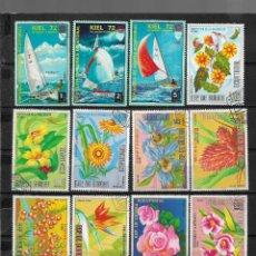 Sellos: GUINEA ECUATORIAL LOTE SELLOS - 15/12. Lote 191968630