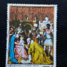 Sellos: GUINEA ECUATORIAL, 5 PTAS, NAVIDAD, AÑO 1973. NUEVO.. Lote 203816906