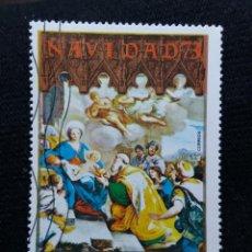 Sellos: GUINEA ECUATORIAL, 10 PTAS, NAVIDAD, AÑO 1973. NUEVO.. Lote 203817688